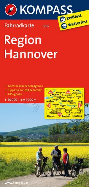 Kompass FK3015 Hannover Region