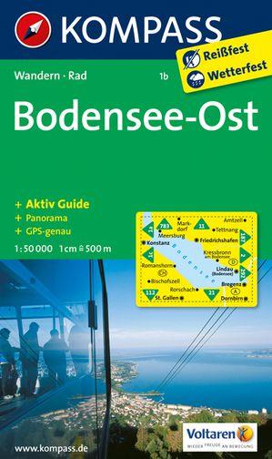 Kompass WK1b Bodensee-Ost