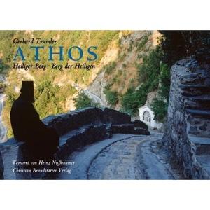 Athos Heiliger Berg Berg Der Heiligen