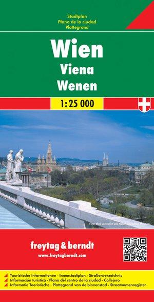 F&B Wenen 1:25.000