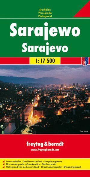 Sarajevo 1 : 17 500