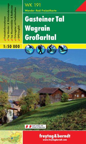 F&B WK191 Gasteiner Tal, Wagrain, Großarltal