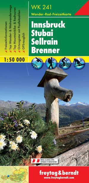 F&B WK241 Innsbruck, Stubai, Sellrain, Brenner