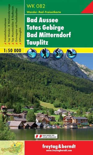 F&B WK082 Bad Aussee, Totes Gebirge, Bad Mitterndorf, Tauplitz