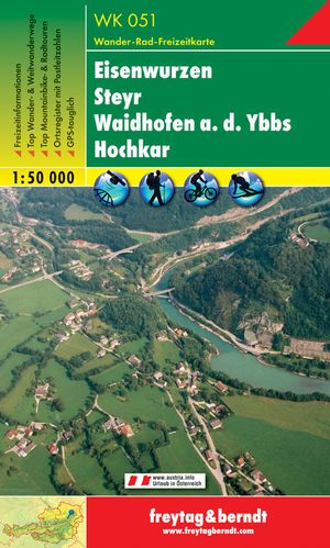 F&B WK051 Eisenwurzen, Steyr, Waidhofen a,d, Ybbs, Hochkar