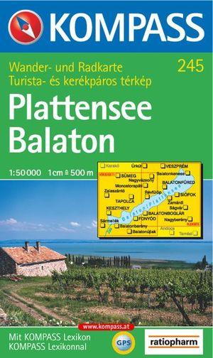 Plattensee / Balaton D/H