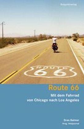 Route 66 It Dem Fahrad Rotpunktverlag