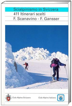 Scialpinismo in Svizzera 411 itin. scelti