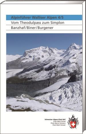 Walliser Alpen 4/5 vom Theodulpass zum Simplon