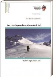 Les classiques de randonnées à ski du CAS