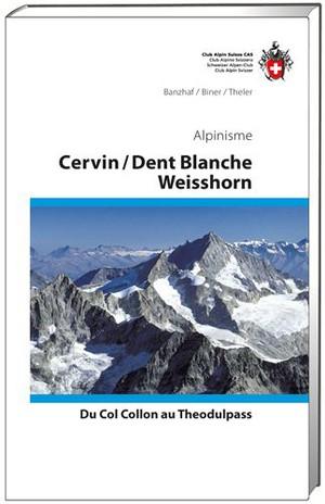 Alpes valaisannes Mont Cervin/Dent Blanche/Weisshorn