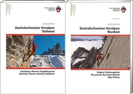 Kletterführer Zentralschweizerische Voralpen Multipack: 1+2