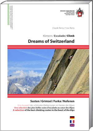 Dreams of Switzerland - Susten/ Grimsel / Furka / Nufenen