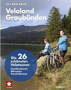 Veloland Graubunden - Werd Verlag