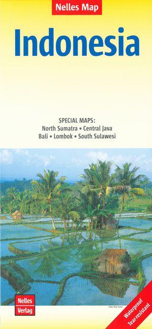Indonesië Sumatra Noord Java Centraal Bali-Lombok