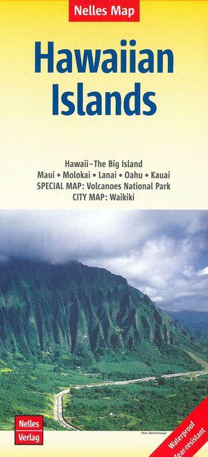 Hawaii Eilanden Hawaii-Big Island-Maui