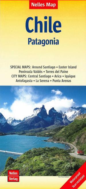 Chile / Patagonia Easter Island-santiago