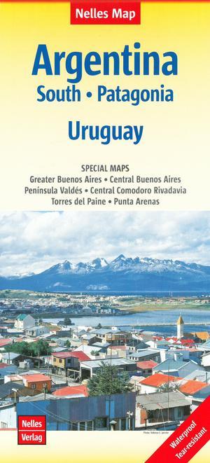 Argentinië Zuid / Patagonië / Uruguay