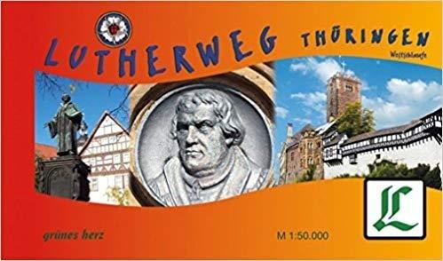 Lutherweg Thuringen Wandelgids