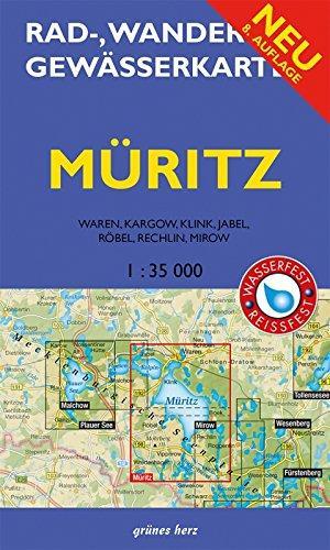 Muritz 1/35.000 (doppelkarte)