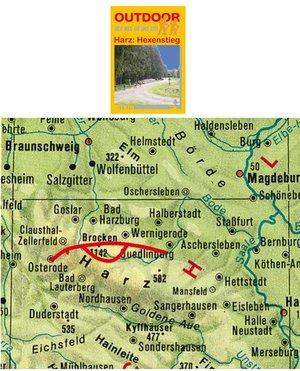 163 Harz: Hexenstieg Conrad Stein 163