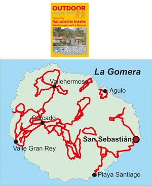 212 La Gomera Wanderungen C.stein