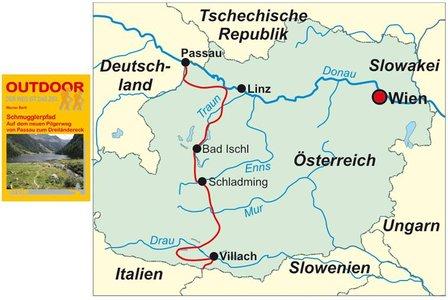 280 Osterreich: Smugglerpfad C.stein
