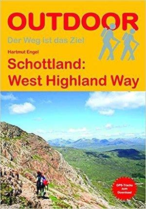 26 West Highland Way Schottland Stein