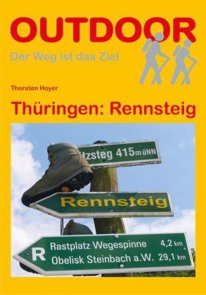 113 Rennsteig Thuringen C.stein