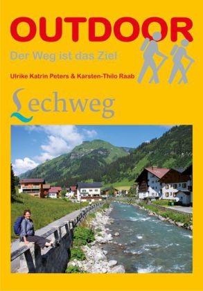 267 Lechweg Outdoor-handbuch. C.stein