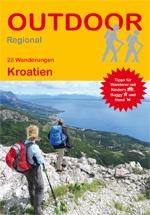 360 Kroatien 23 Wanderungen C.stein