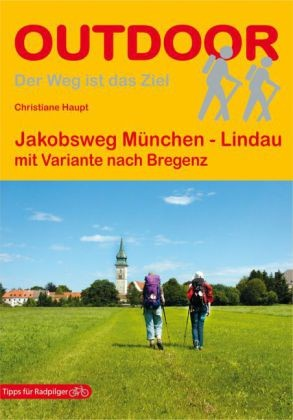 187 Jakobsweg Munchen - Lindau C.stein