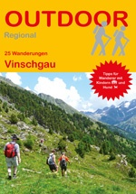 381 Vinschgau 25 Wanderungen C. Stein