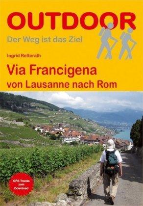 201 Via Francigena Von Lausanne Nach Rom