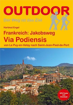 128 Frankreich: Jakobsweg Via Podiensis