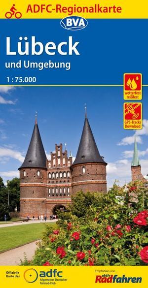 Lübeck & omgeving fietskaart