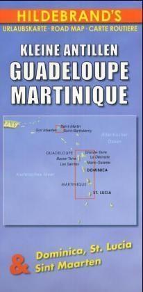 Guadeloupe Martinique Kleine Antillen