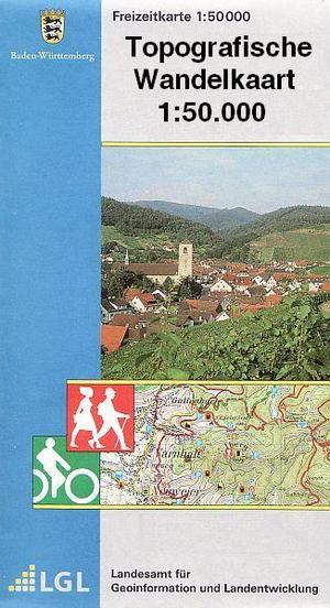 Baden-baden 1:50.000 Fzk Bw501