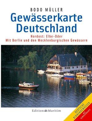 Gewasserkarte Nordost Deutschland Mariti