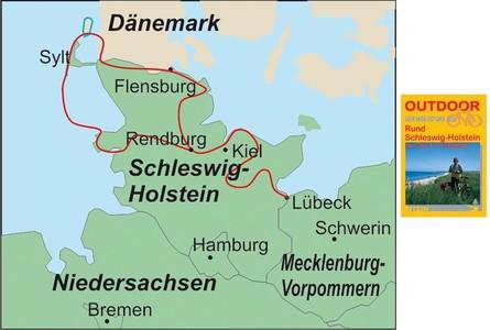 Schleswig-holstein. Rund (rad) Stein 135