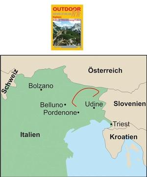 Friaul/italien Alp. Wanderweg Stein 140