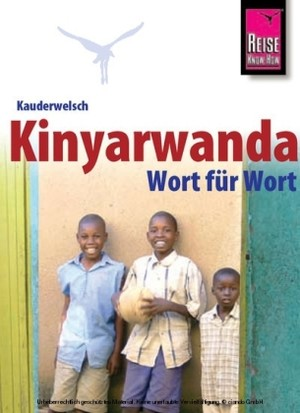 Kinyarwanda Fur Ruanda Und Burundi