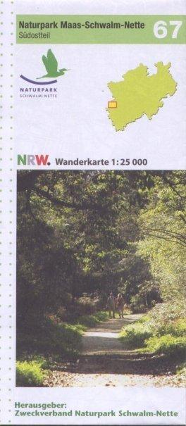 Maas Schwalm Nette Sudost 1:25.000 Nr. 67