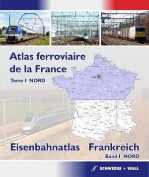 Atlas ferroviaire de la France