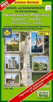 Ökumenischer Pilgerweg Görlitz-Vacha, Tl.2