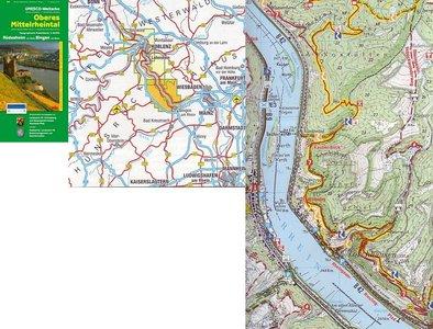 Om3 Oberes Mittelrheintal Bingen 1:25.000