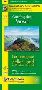 Evzel Mosel Zellerland 1:25.000 Eifelv