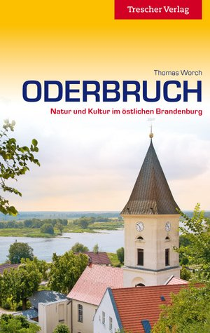 Oderbruch Ostlichen Brandenburg Trescher