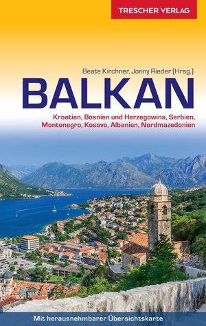 Balkan Reiseführer - reisgids