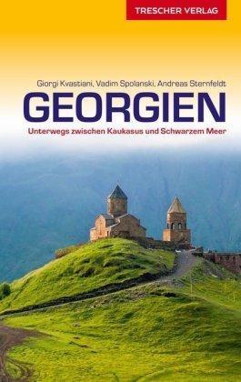 Reiseführer Georgien - reisgids Georgië